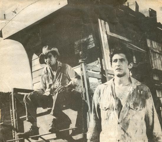 Imagen del Aventuras de Juan Quinquín (1961) , film dirigido por Julio García Espinosa