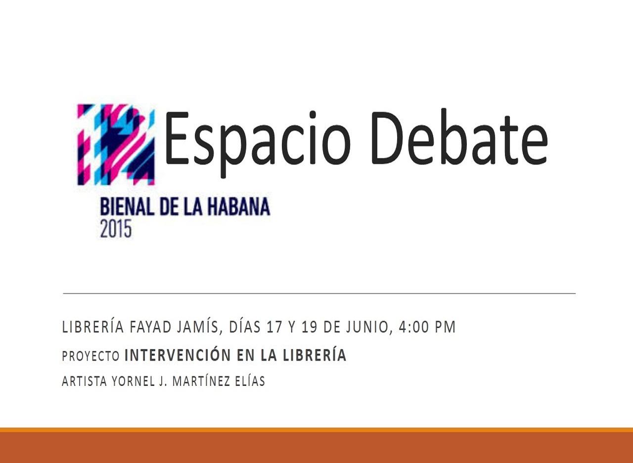 espacios-de-debate-de-la-12o-bienal-de-la-habana-en-libreria-fayad-jamis
