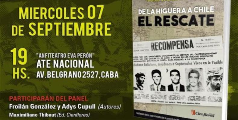 un-livre-sur-les-survivants-de-la-guerilla-en-bolivie-est-presente-en-argentine