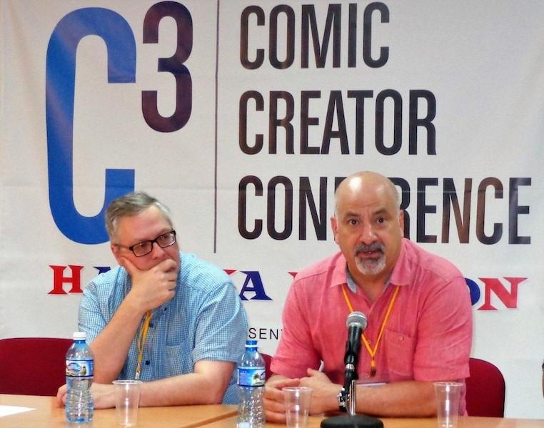 intercambian-especialistas-cubanos-y-estadounidenses-sobre-historietas-y-comics-en-la-habana