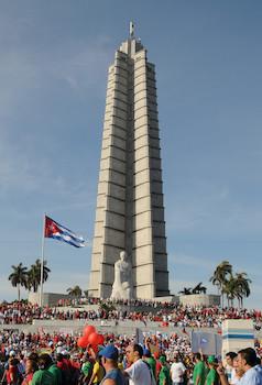 Memorial José Martí. Plaza de la Revolución. Habana. Cuba.