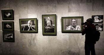 Expo fotográfica FIDEL ES FIDEL/ por Roberto Chile