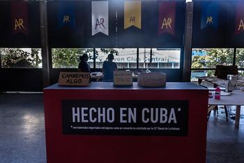 Exposición Hecho en Cuba