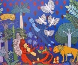 Movimiento dentro de las artes plásticas cubanas que se desarrolla a partir de los años 80. Foto: EcuRed