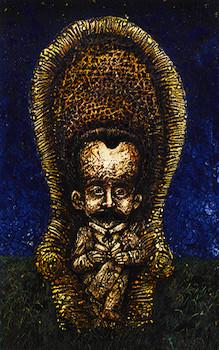 José Martí. Eduardo Abela.