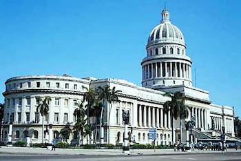 Capitolio Nacional de Cuba. Patrimonio Monumental de la Nación.
