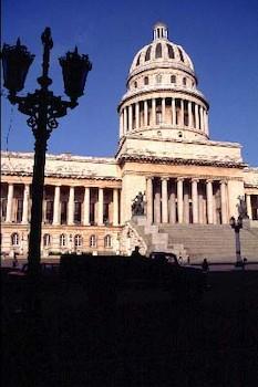 Capitolio Nacional de Cuba.