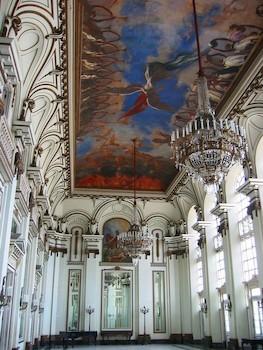 Salón de los espejos,Capitolio Nacional de Cuba.