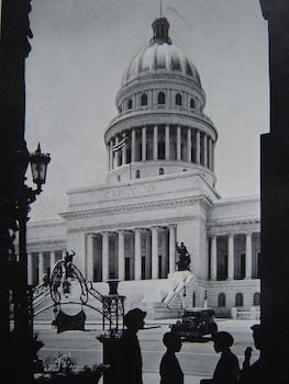 El Capitolio Nacional de Cuba en National Geographic Magazine.