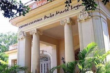 Centro Cultural Dulce María Loynaz. Habana, Cuba.