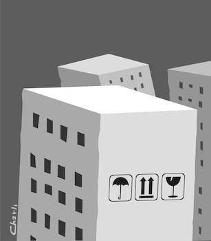 Edificios frágiles