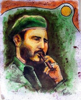 Expo Fidel, vida en Revolución.
