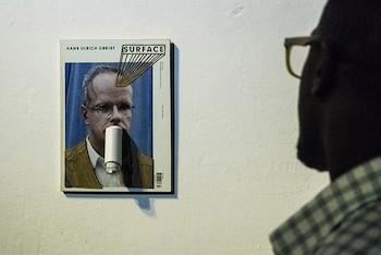 Imágenes de Expo Asthma de René Francisco en Galería Habana.
