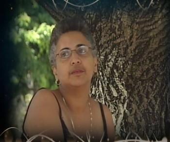 Caridad Atencio, poetisa cubana.