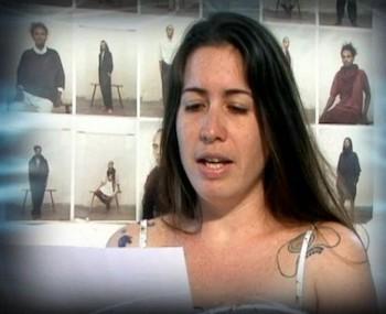 Legna Rodríguez Iglesias, joven poetisa cubana.