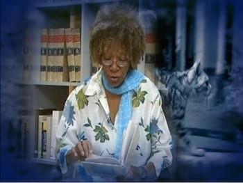 Nancy Morejón, reconocida poetisa cubana.
