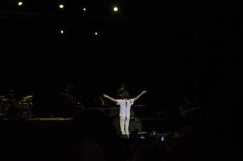 Concierto de Fito Páez en La Habana a 30 años de su CD Giros.