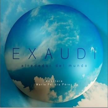LÁGRIMAS NEGRAS, CD Alrededor del mundo/ por Coro Exáudi.