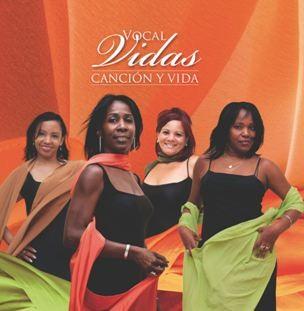 SOY CUBANA, CD Canción y vida/ por Vocal Vidas.