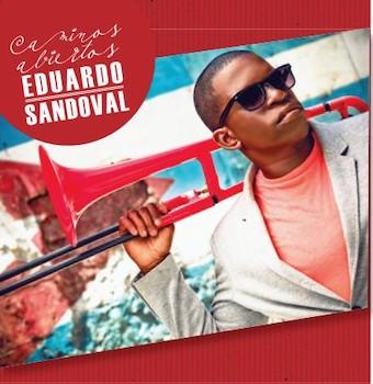 AFRO EN CASA, CD Caminos abiertos/ por Eduardo Sandoval