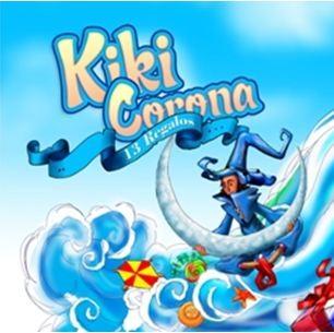 LA NANA DE LA NIÑA, CD 13 Regalos/ Kiki Corona.