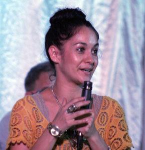 Adiarys Almeida bailarina cubana.