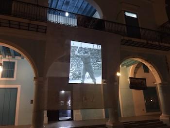 Exposición Mensajero de Oshún.