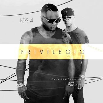 No juegues con mi soledad, CD Privilegio/ por Los Cuatro.
