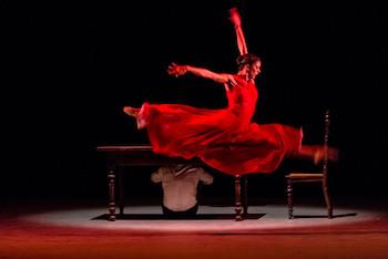 Ballet Contemporáneo Endedans en Grand Prix Vladimir Malakhov