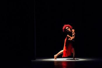Inés Ma. Preval recibe Grand Prix Vladimir Malakhov por Interpretación Femenina.