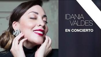 Spot para Tv Idania Valdés en Concierto, presentando CD Menos Mal.