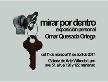 Spot para Tv Expo MIRAR POR DENTRO/ por Omar Quesada Ortega.