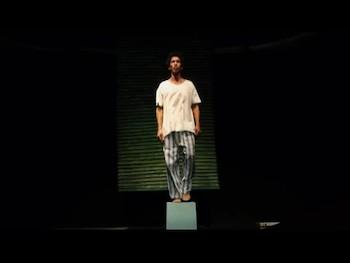 Spot para Tv DESAMPARADOS/ por Teatro Espacio.