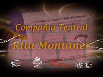 Spot para Tv Aniversario 55 de la Compañía Teatral Rita Montaner.