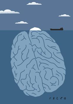 Cerebro iceberg