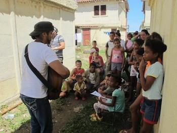 grupo-infantil-alanimo-en-una-presentacion-de-la-brigada-en-caibarien-y-quemado-de-guines