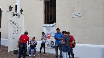 tuitazo-por-el-dia-de-la-cultura-cubana-en-la-plaza-del-himno-de-bayamo