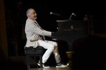 David Amram (EE.UU) en Gala Inaugural del Jazz Plaza 2018