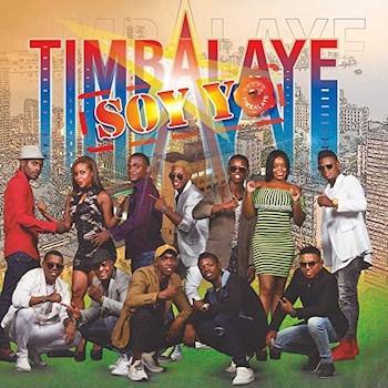 Esta es mi Rumba, CD Timbalaye soy yo/ por Timbalaye