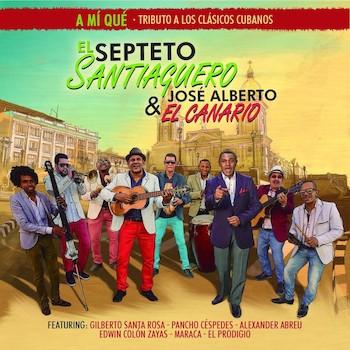 La guarapachanga, CD A mi qué. Tributo a los clásicos cubanos/ por Septeto Santiaguero ft. Osaín del Monte y El Puro.