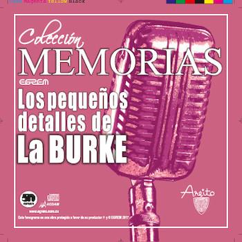 Duele, Colección Memoria. Los pequeños detalles de La Burque/ por Elena Burque