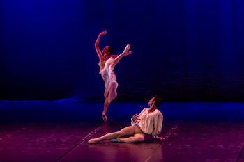 27º Festival Internacional de Ballet de La Habana. Día 31 de Octubre