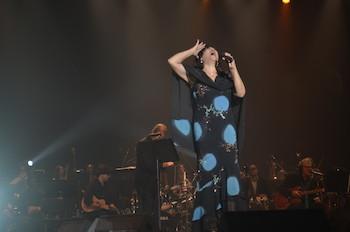 Concierto de Ivette Cepeda por los 10 años de vida artística