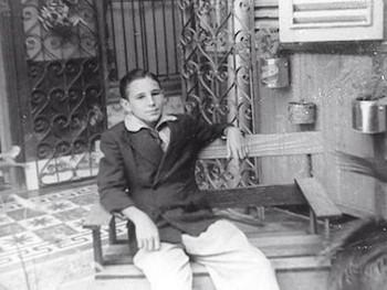 El niño Fidel
