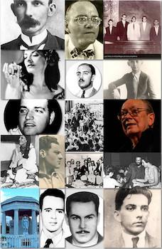 Inspiradores de la juventud cubana