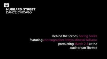 Malpaso Dance Company y Hubbard Street Dance Chicago en colaboración artística