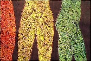 Tres lindas cubanas/ por Isolina Limonta