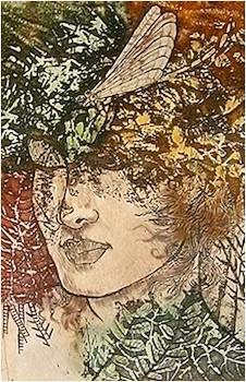 Retrato #1/ por Isolina Limonta