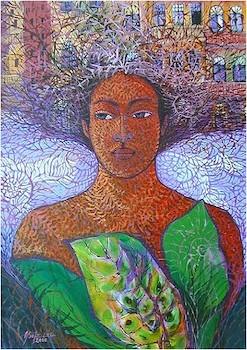 Retrato (2008)/ por Isolina Limonta